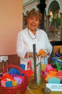 Josefina at Tucson Meet Yourself