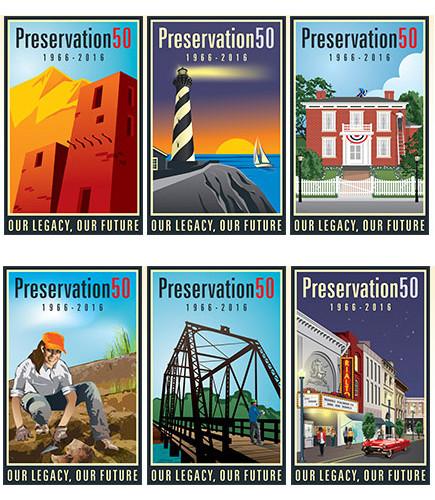 Preservation 50