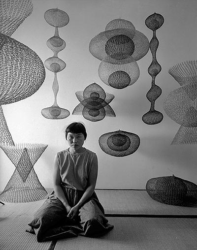 Artist Ruth Asawa