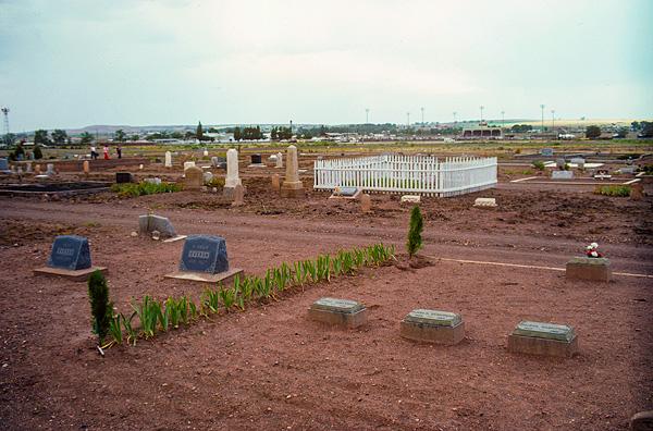 St. Johns Community Cemetery