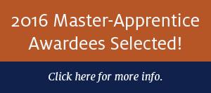 MasterApprenticeAnnouncement