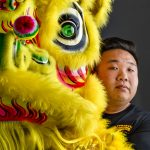 More than Luck:  A Master Artist Passes on the Chinese Lion Dance
