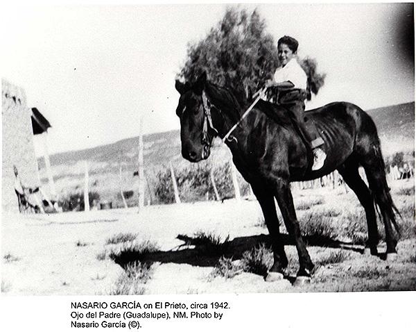 Nasario Garcia and El Prieto
