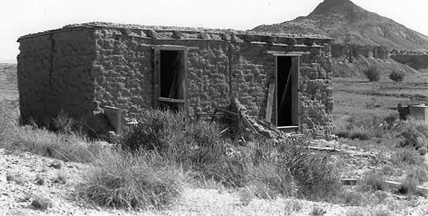 Nasario Garcia's childhood home