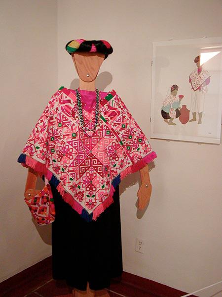 Huastec women's garment