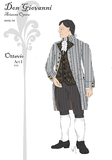 Rendering for Ottavio