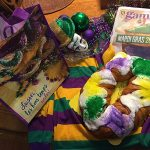 King Cake: The Sweet, Decadent <br>Bread of Mardi Gras