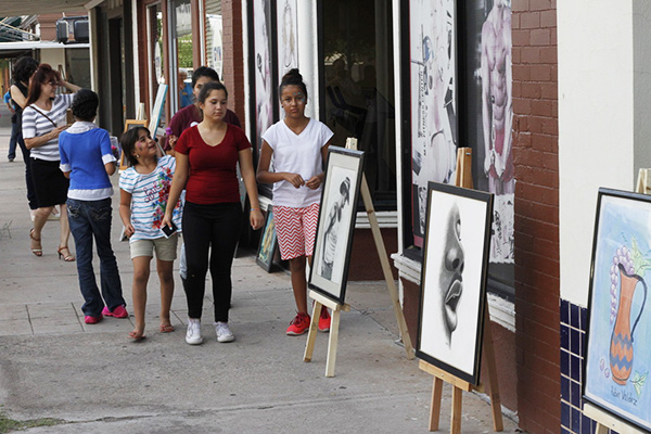 Binational Artwalk