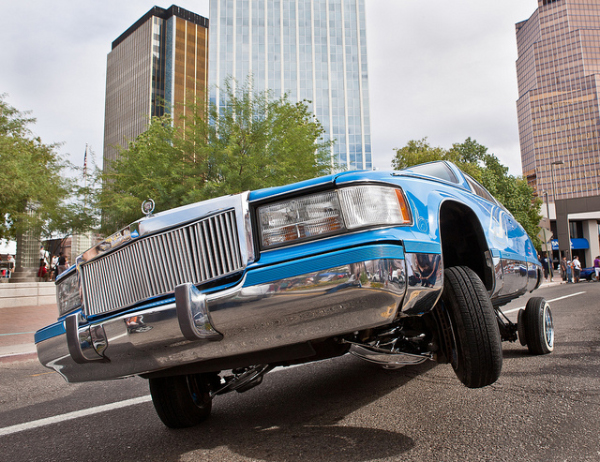 hydraulic systems in lowriders