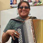 Musician Gertie Lopez