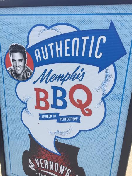 Authentic Memphis BBQ