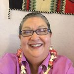 Southwest Folklife Alliance Executive Director Maribel Alvarez