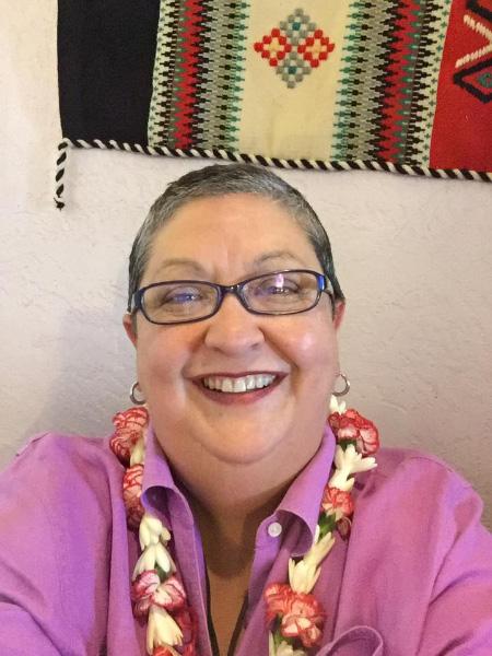 Southwest Folklife Alliance Executive Director Maribel Alvarez