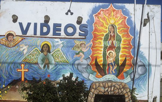 The Ubiquitous Virgin of Guadalupe