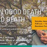 Good Death/Bad Death: A Seminar