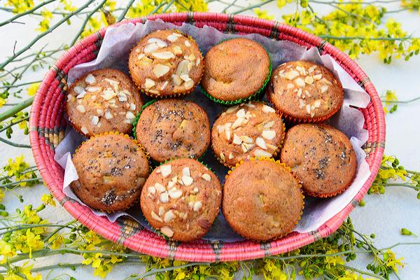Mesquite Muffins