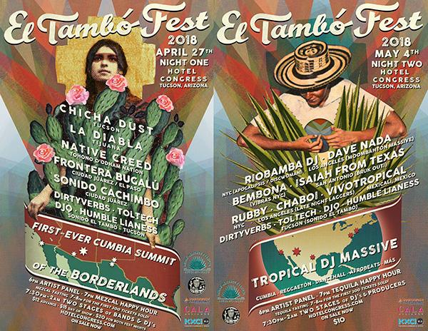 2018 El Tambó Fest