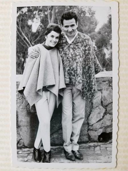 Julius Martinez' parents