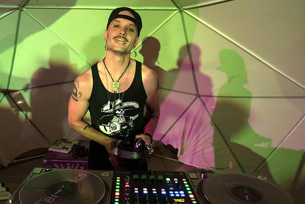 Logan Phillips, aka DJ Dirtyverbs