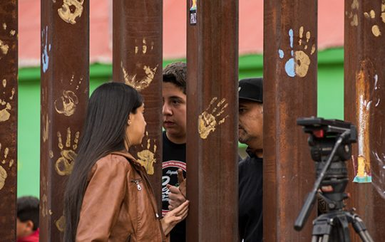 Seeding the Future: Youth Border Dialogues