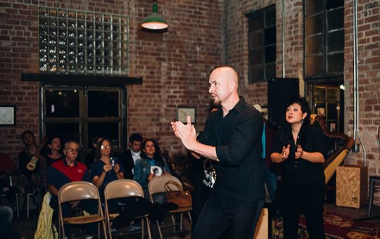"""I Am"": Jason Martinez Talks Flamenco"