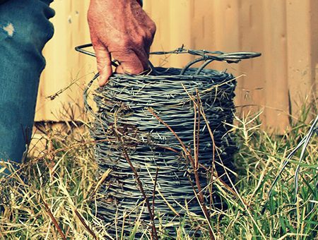 ARTIFACT: Barbed Wire