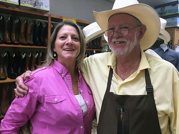 David's Custom Cowboy Boots