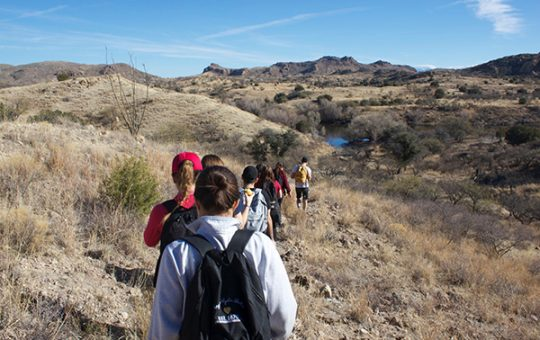 Linking Learning to Life on the U.S.-Mexico Border