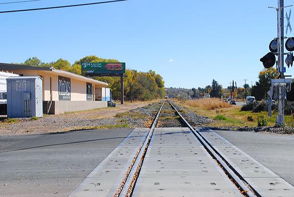 Railway in Nogales