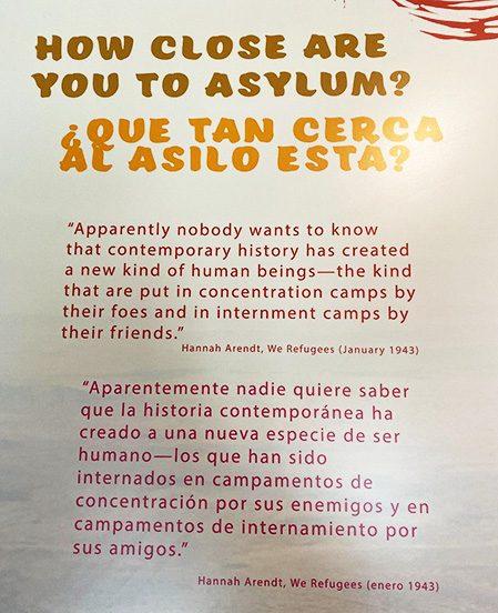 How Close Are You to Asylum?