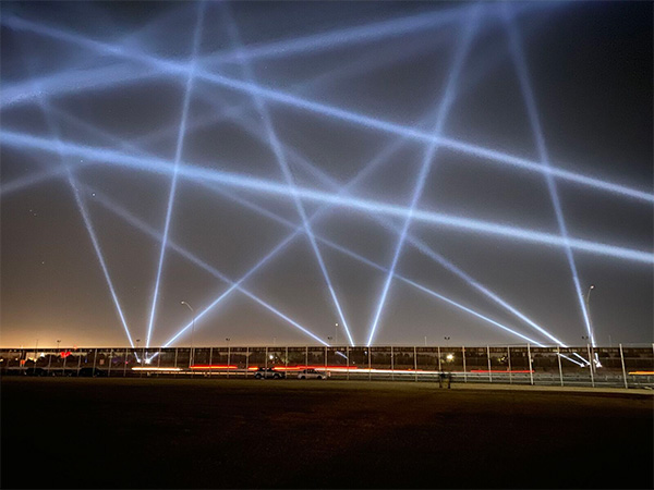 Border Tuner: An installation to amplify and illuminate border voices